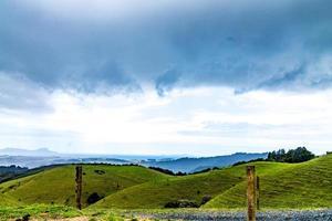Vues de la région depuis le belvédère de Whangarei, Whangarahi, Nouvelle-Zélande photo