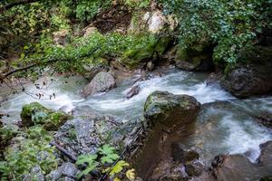 pont de la cascade taureau marmore photo