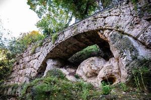 pont de taureau historique photo