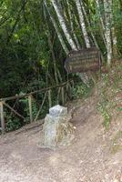 centre géographique de l'italie situé à narni photo