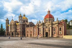 Basilique Notre Dame de Guadalupe à Mexico photo
