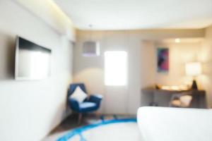 chambre flou abstrait photo