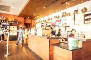 flou café et restaurant photo