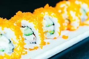 California sushi maki photo