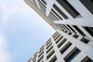 architecture abstraite et bâtiment photo