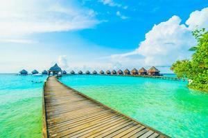belle île des maldives photo