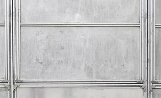 vieux mur en métal photo