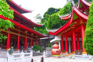 semarang indonésie 21 janvier 2021 sampokong également connu sous le nom de temple gedung batu est le plus ancien temple chinois semarang city central java indonésie usage éditorial uniquement photo