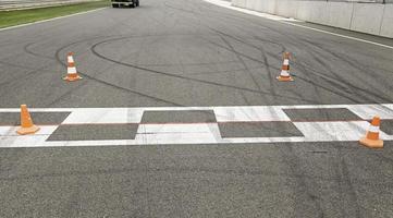 championnat de rallye sur circuit photo