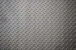 sol industriel en métal photo
