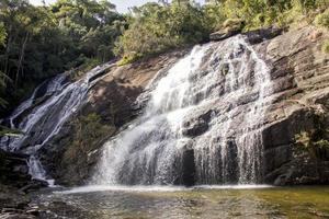 cascade de l'once - sao paulo photo