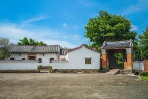 salle d'étude de l'ancienne résidence lee tengfan à taoyuan, taiwan photo
