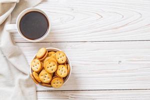 biscuit coco à la confiture d'ananas photo