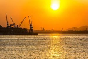 vue sur le musée de demain à rio de janeiro photo