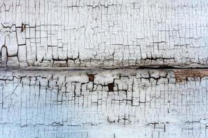 vieille planche de bois, surface grunge patinée photo