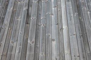 planche de bois gris fond de texture patiné photo