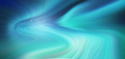 effet abstrait de fibres torsadées, fond d'aurore boréale photo