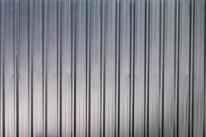 acier métallique gris du panneau latéral fond de conteneur de fret d'expédition photo