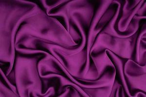 fond de texture de tissu de soie brillant détaillé photo