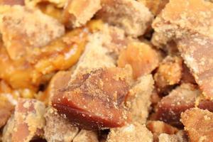 bouillon de mélasse de datte savoureux et sain photo