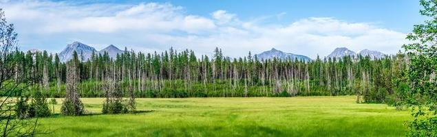 parc national des glaciers du lac mcdonald photo