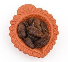 masala awala, nourriture digestive traditionnelle indienne bonne à manger après le déjeuner ou le dîner, sert également au festival de diwali, holi et pour les invités photo