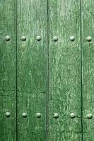 vieux bois verni marron photo