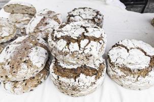 boulangerie artisanale dans la rue photo