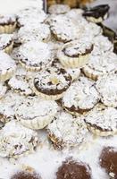 muffins maison aux amandes photo
