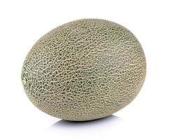 melon sur fond blanc photo