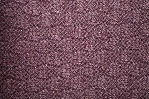 texture écharpe marron tricotée photo