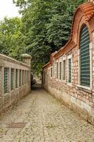 vue sur le quartier eyup sultan photo