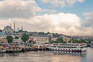 vue d'istanbul photo