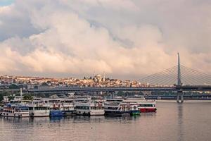 bateaux à Istanbul photo
