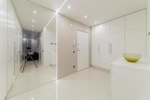 intérieur d'appartement moderne photo