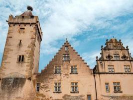 Bâtiments de la cité médiévale de Rouffach en Alsace, France photo