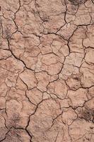 fond de sol désertique, réchauffement climatique photo