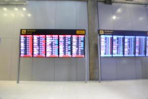 dans l'aéroport photo