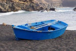 les grottes d'ajuy - fuerteventura - espagne photo