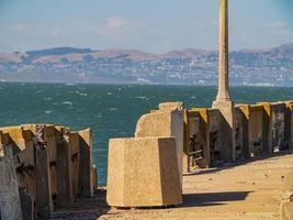 Le parc aquatique Cove à San Francisco, Californie, États-Unis photo