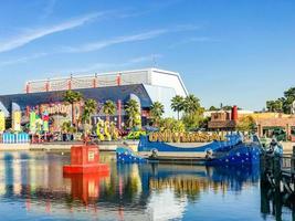 Orlando, Floride, États-Unis, 5 janvier 2017 - parc à thème Universal Studios photo