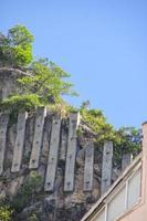 pic de l'aiguille d'inhanga à copacabana photo