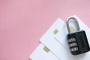 concept de sécurité des informations de confidentialité des données Internet photo
