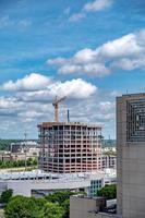 centre-ville de charlotte caroline du nord horizon photo