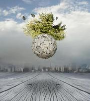 nouveau monde écologique photo