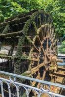 roue à eau, provence photo