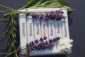 médecine naturelle - produits pharmaceutiques naturels sans ordonnance photo