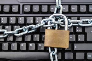 sécurité des données - protection des données photo