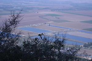 paysages étonnants d'israël, vues sur la terre sainte photo