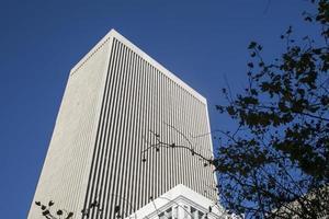 Façade du bâtiment à San Francisco, États-Unis d'Amérique photo